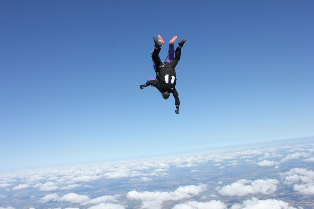 how long does a skydive last